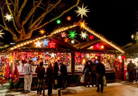 Stuttgart Weihnachtsmarkt.Weihnachtsmarkte Gross Reisen Rorschach
